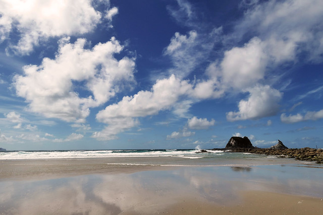 Mangawhai Heads  Beach Northland NZ
