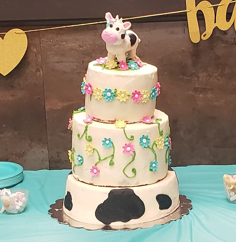 Cake by Bay-Bays Sweet Creations