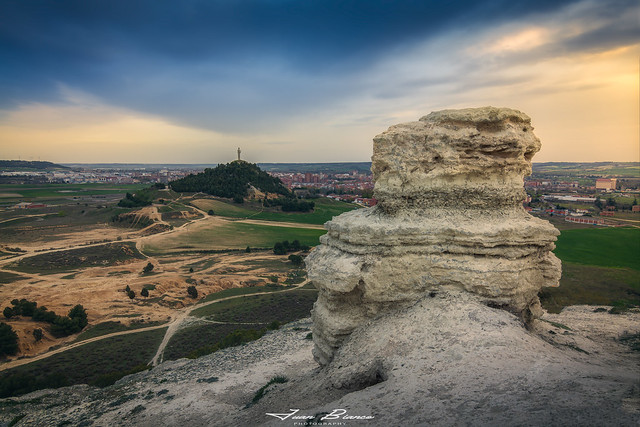 Cerro de San Juanillo   Palencia   2021