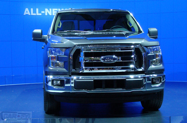 2015 Ford F-150 Pickup Truck at 2014 CIAS