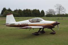 G-RPRV Vans RV-9A [PFA 320-13936] Popham 050512