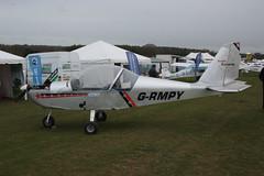 G-RMPY Evektor EV-97A [PFA 315-14139] Popham 050512