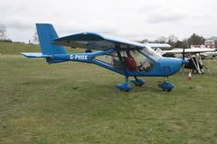 G-PHOX Aeroprakt A.22L [PFA 317A-14635] Popham 050512