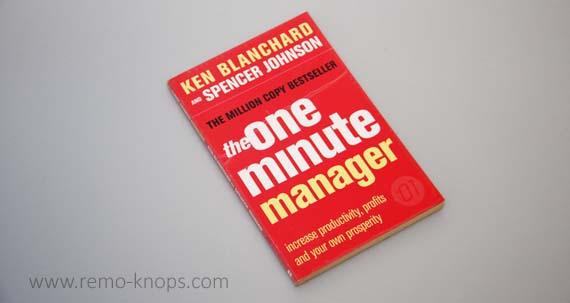 The One Minute Manager - Ken Blanchard & Spencer Johnson 8619