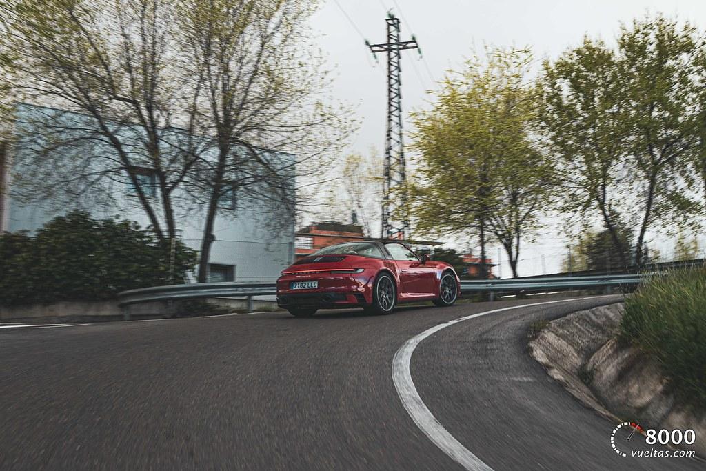 Porsche 911 Targa 4S -  8000vueltas-71