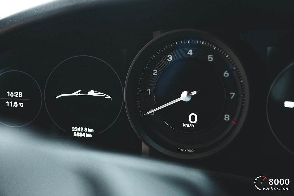 Porsche 911 Targa 4S -  8000vueltas-36