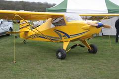 G-DRPK Just Aircraft Escapade [LAA 345-14824] Popham 050512