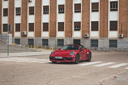 Porsche 911 Targa 4S -  8000vueltas-23