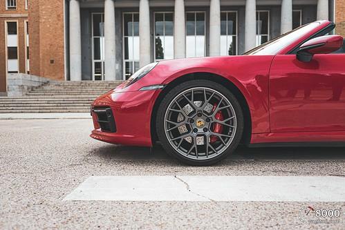 Porsche 911 Targa 4S -  8000vueltas-15