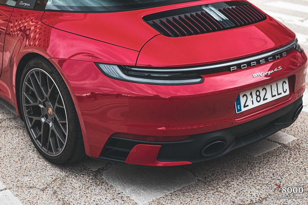 Porsche 911 Targa 4S -  8000vueltas-4
