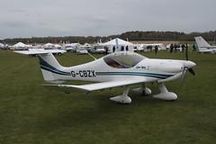 G-CBZX Dyn-Aero MCR-01 [PFA 301B-13957] Popham 050512