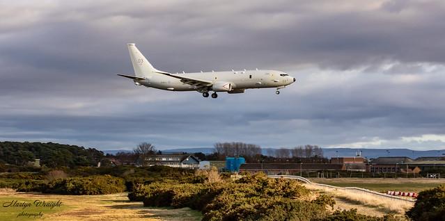 RAF Poseidon ZP803