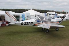 G-ZZAC Evektor EV-97 [PFA 315-14642] Popham 050512