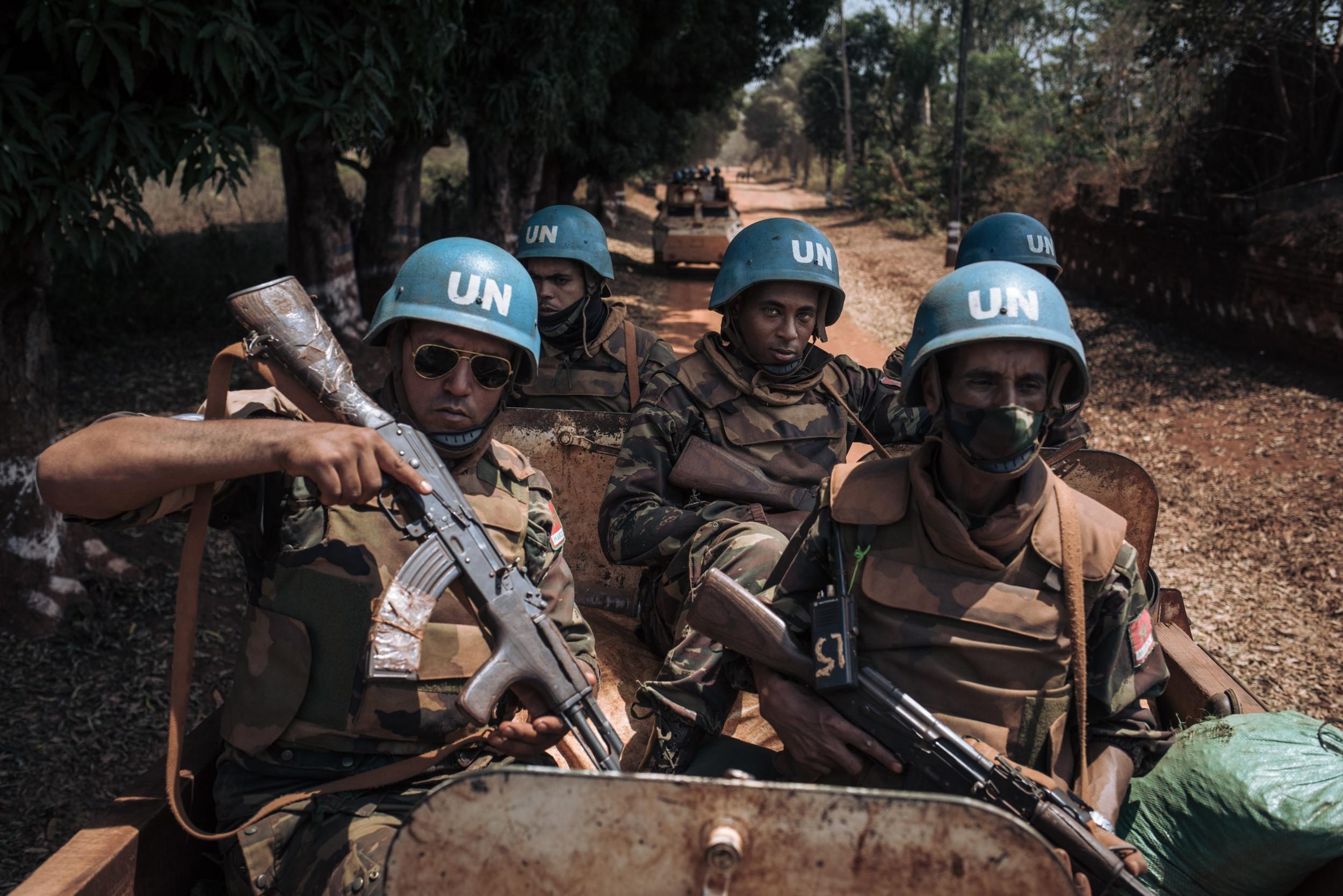 Maintien de la paix dans le monde - Les FAR en République Centrafricaine - RCA (MINUSCA) - Page 20 51098976949_1c38fe88c0_o_d