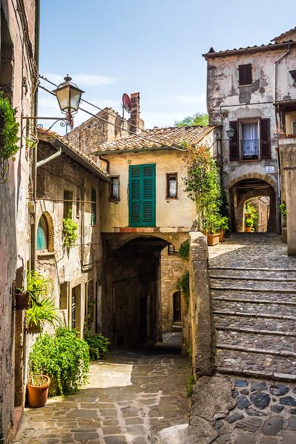 Sorano - Tuscany