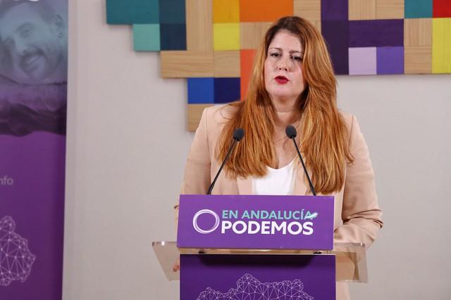 Susana Serrano - Podemos Andalucía