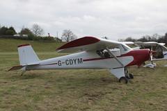 G-CDYM Murpht Maverick 430 [PFA 259-12981] Popham 050512