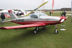 G-OHJE Alpi Aviation Pioneer 300 [LAA 330A-14853] Popham 050512