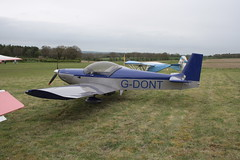 G-DONT Zenair  CH.601 [PFA 162B-14172] Popham 050512