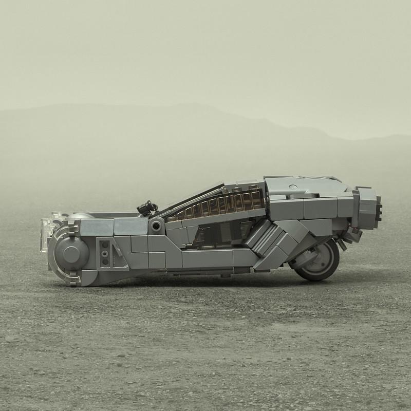 """K's Spinner (from """"Blade Runner 2049"""")"""