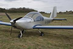 G-CENM Evektor EV-97 [PFA 315-14247] Popham 050512