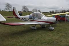 G-CDXP Evektor EV-97 [PFA 315-14530] Popham 050512