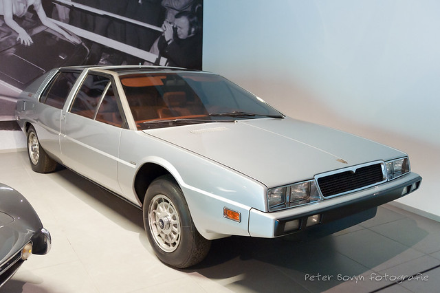 Maserati Medici II Concept - 1976