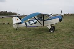 G-BUDR Denney Kitfox [PFA 172-12107] Popham 050512