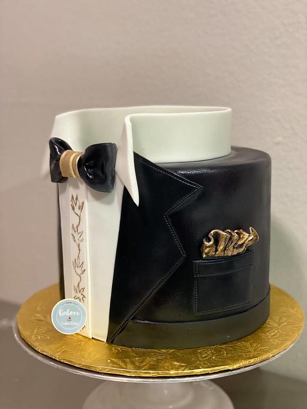 Cake by Galore Custom Cakes