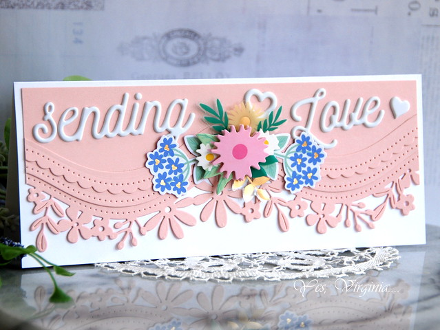 Card Kit (sending love) --blog hop