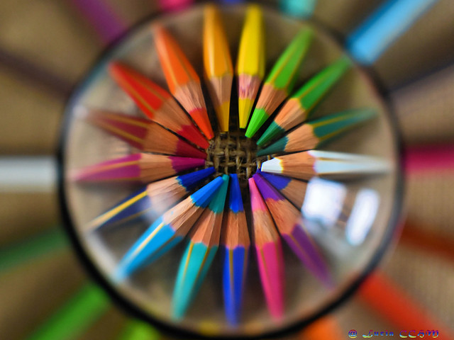 Lensball Pencil Points