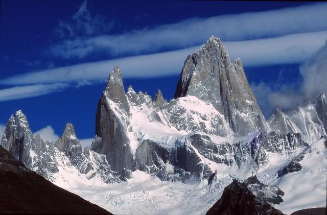 Fitz Roy o Cerro Chaltén. Argentina