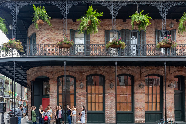 Armchair Traveling - The Architecture of New Orleans