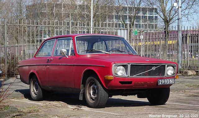 Volvo 142 Europa 1970