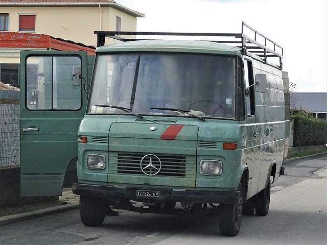 1972 Mercedes-Benz 406 D