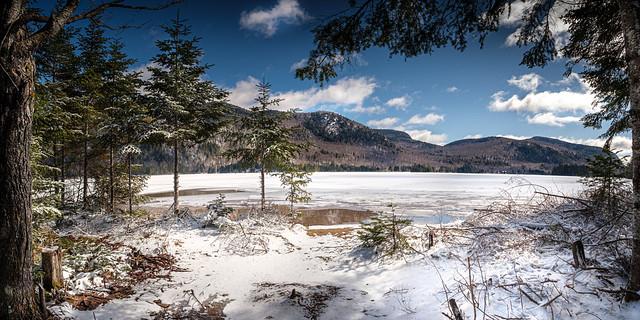 Québec - Parc national du Mont-Tremblant