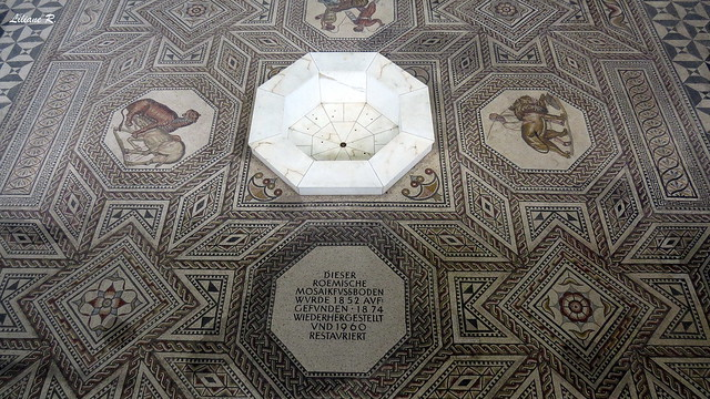 Mosaïque de la Villa romaine de Nennig