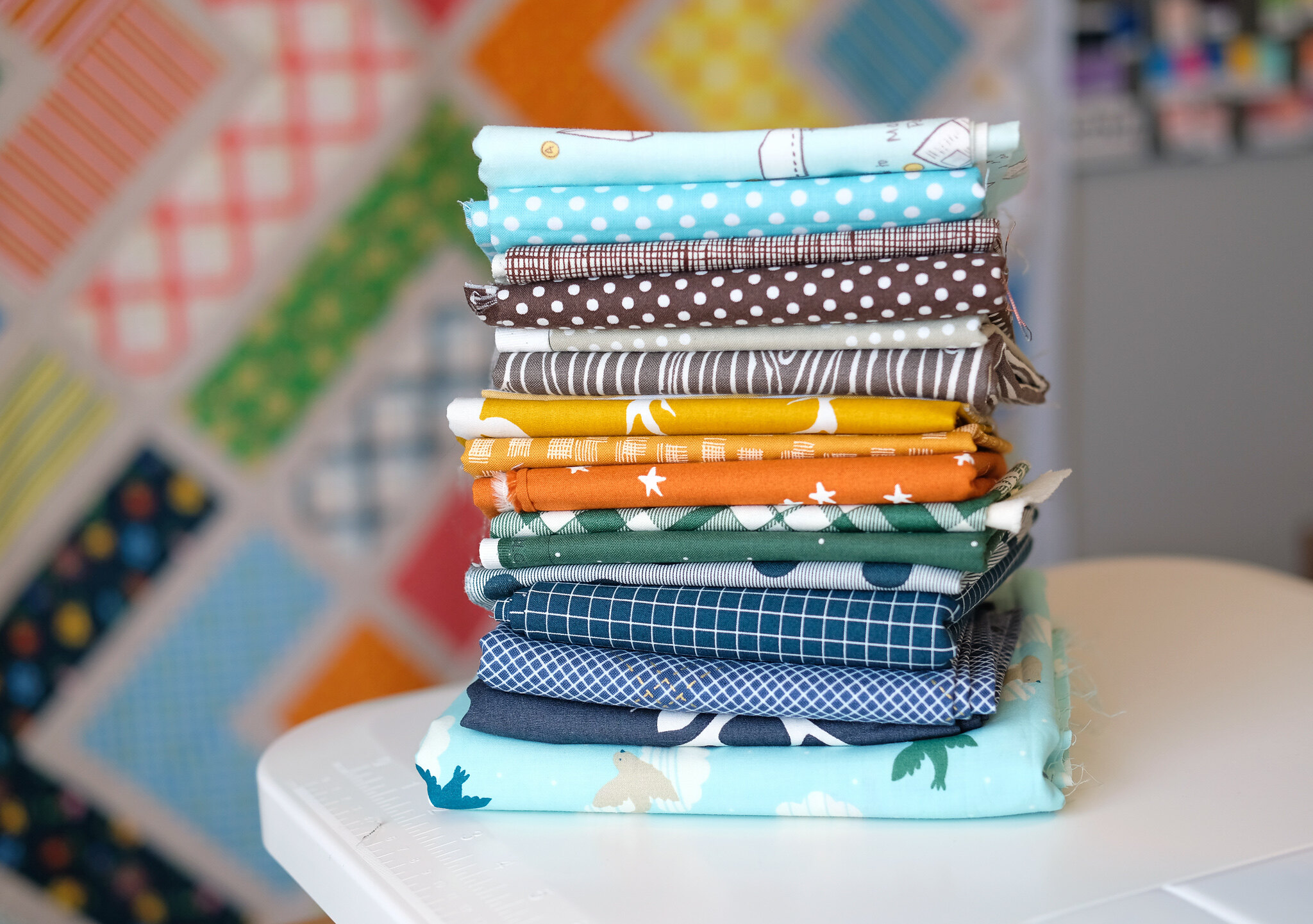 The Taylor Quilt - Baby Size