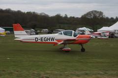 D-EGHW Bolkow Bo.209-150FV [170] Popham 050512