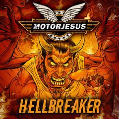 Album Review: Motorjesus - Hellbreaker