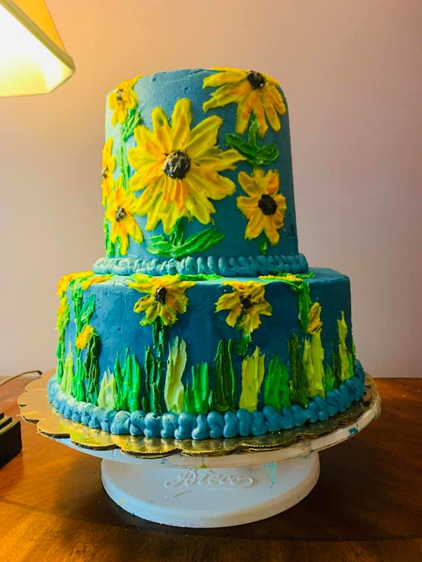 Cake by Mimi And Me Flowers And Cakes
