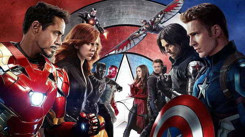 Where was Captain America Civil War filmed