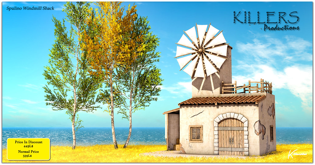 """Killer's"" Spulino Windmill Shack On Discount @ Cosmo Event Starts from 05th April"