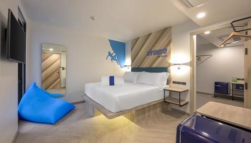 Cosi Krabi Room with Sunbun