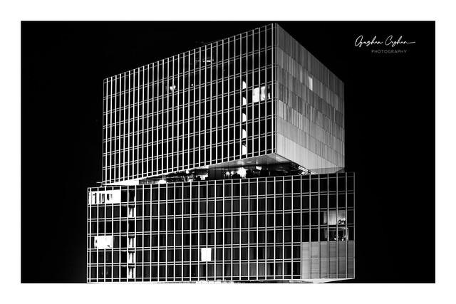 Zuidas architecture