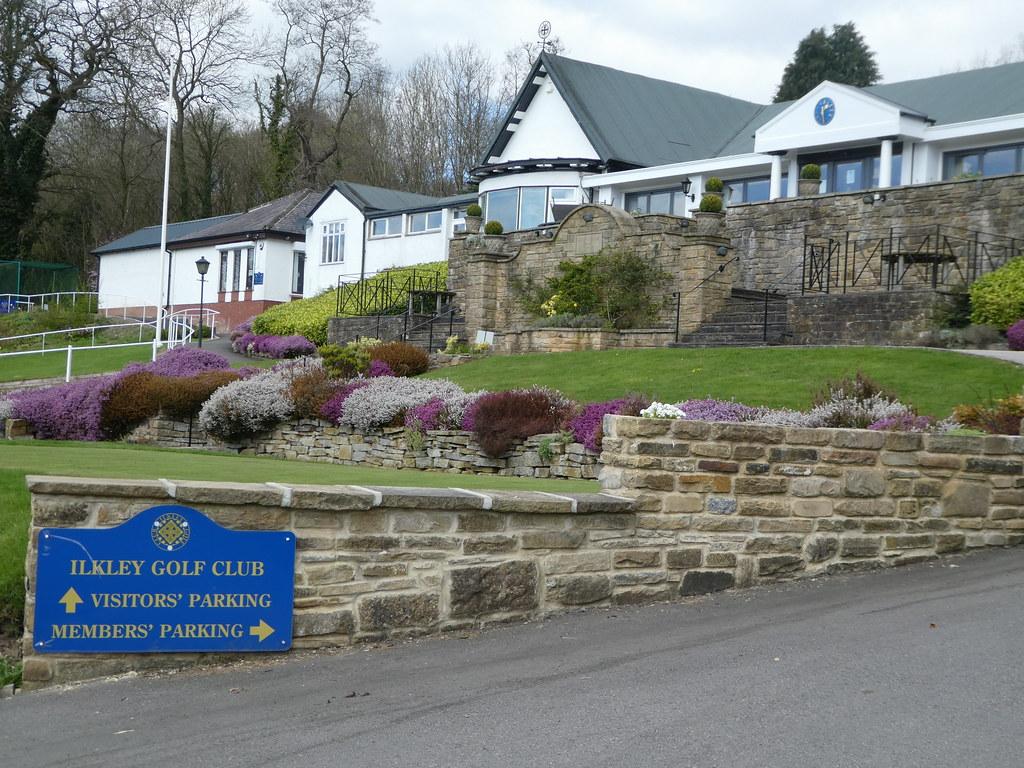 Clubhouse, Ilkley Golf Club