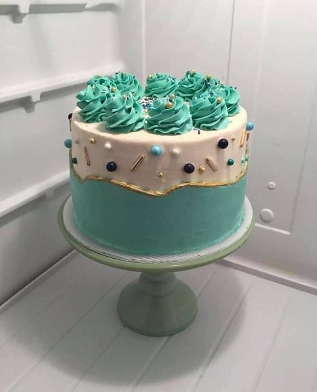 Cake by B's Cake Designs