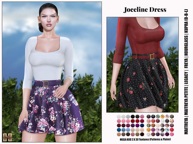 Hilly Haalan - Joceline Dress