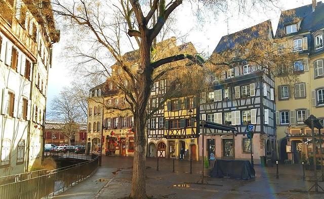 Le vieux Colmar