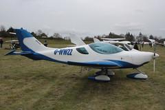 G-WWZZ Czech Aircraft Works SportCruiser [LAA 338-14877] Popham 050512